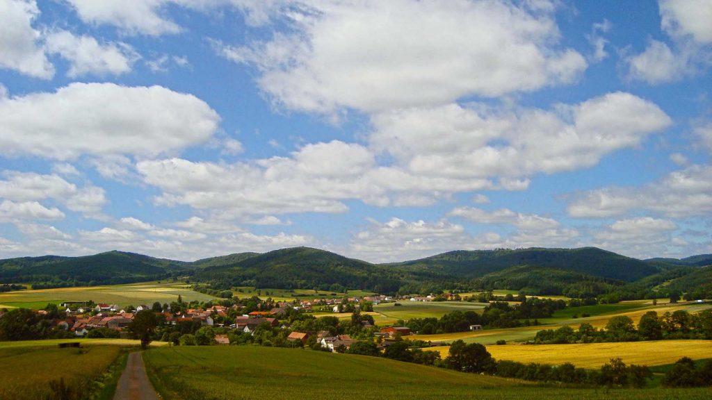 Treisbach - Die Stöbermeute vom Berggarten - Hundemeute mieten